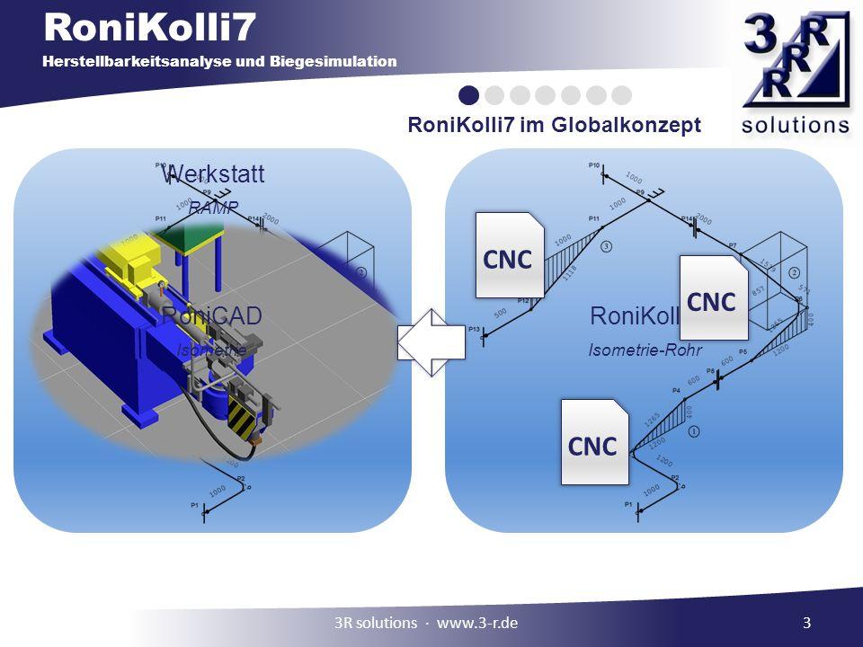 RoniKolli7 im Globalkonzept