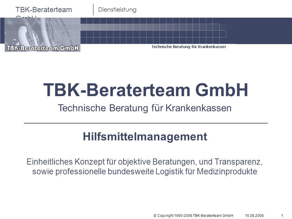 TBK - Info Veranstaltung