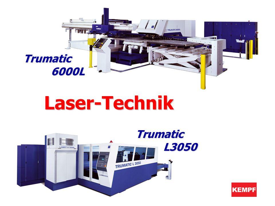 Trumatic 6000L Laser-Technik Trumatic L3050