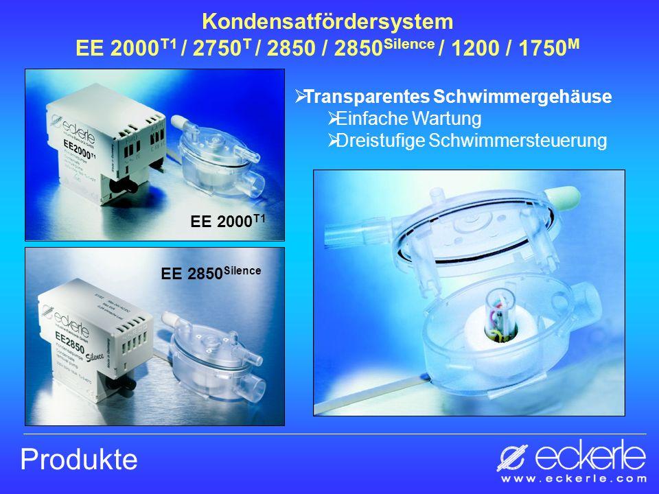 Kondensatfördersystem