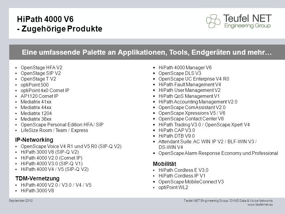 Eine umfassende Palette an Applikationen, Tools, Endgeräten und mehr…