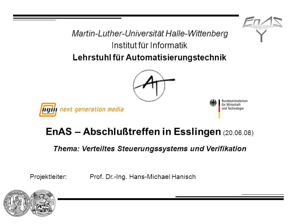 EnAS – Abschlußtreffen in Esslingen (20.06.08)