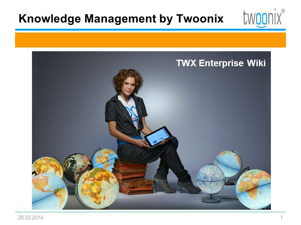 Knowledge Management by Twoonix