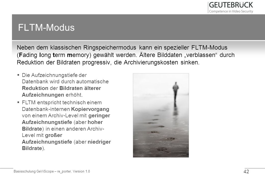 FLTM-Modus