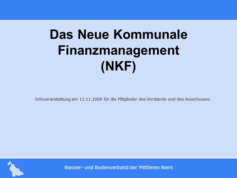 Das Neue Kommunale Finanzmanagement (NKF)