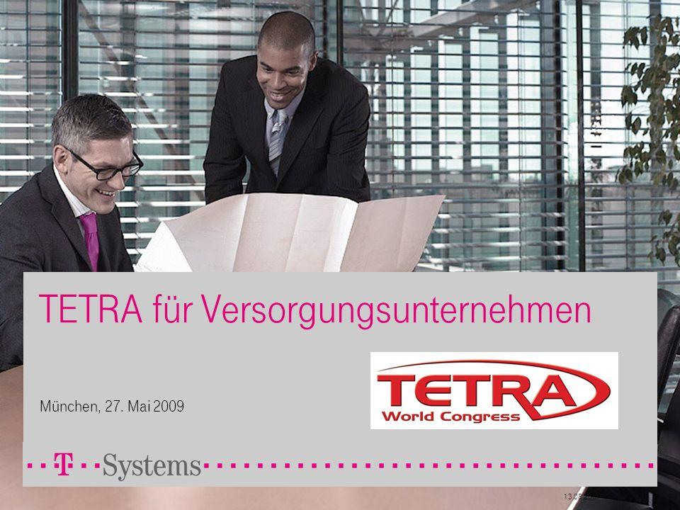 TETRA für Versorgungsunternehmen