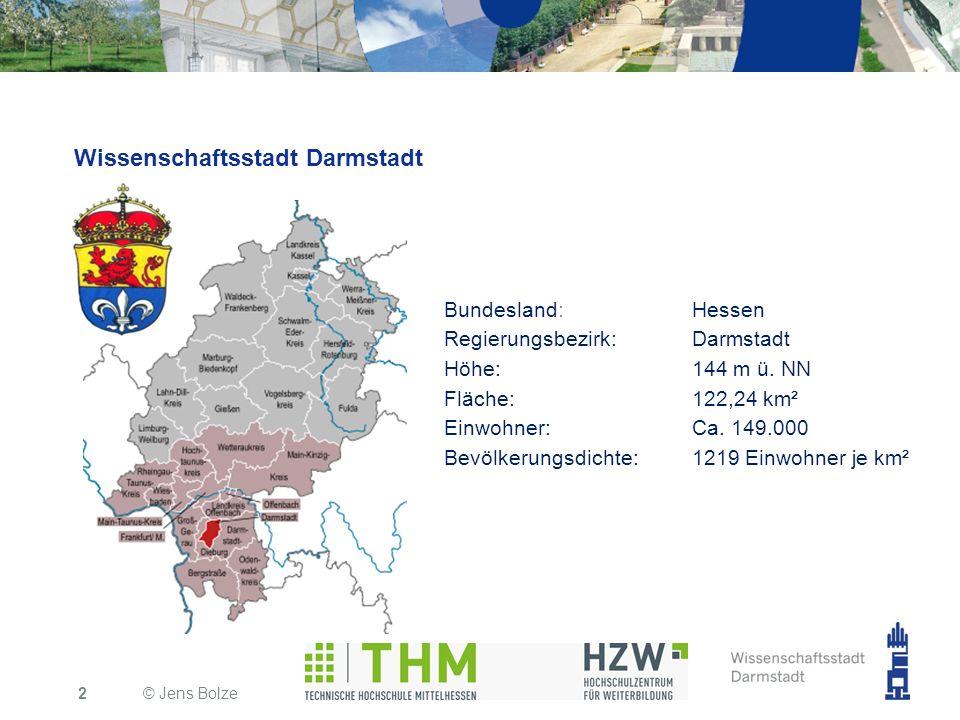 Wissenschaftsstadt Darmstadt