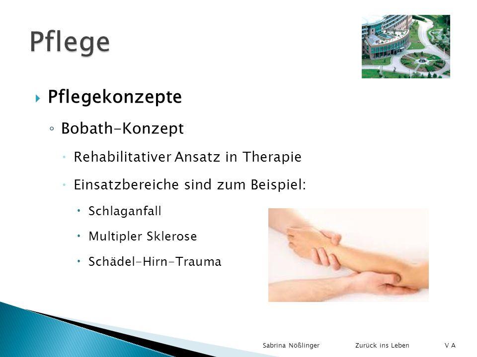 Pflege Pflegekonzepte Bobath-Konzept