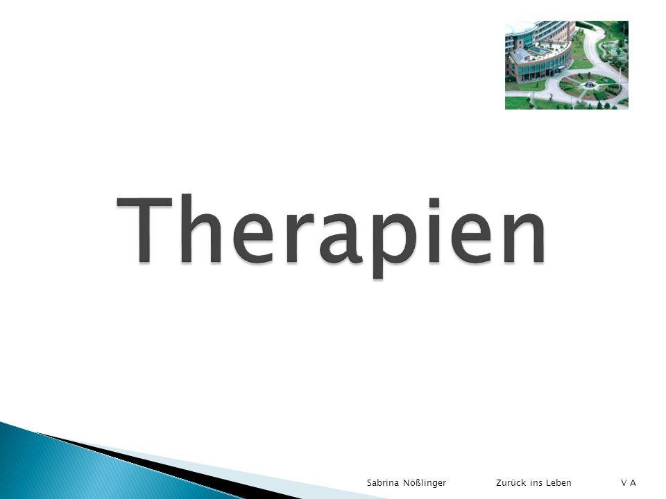 Therapien Sabrina Nößlinger V A