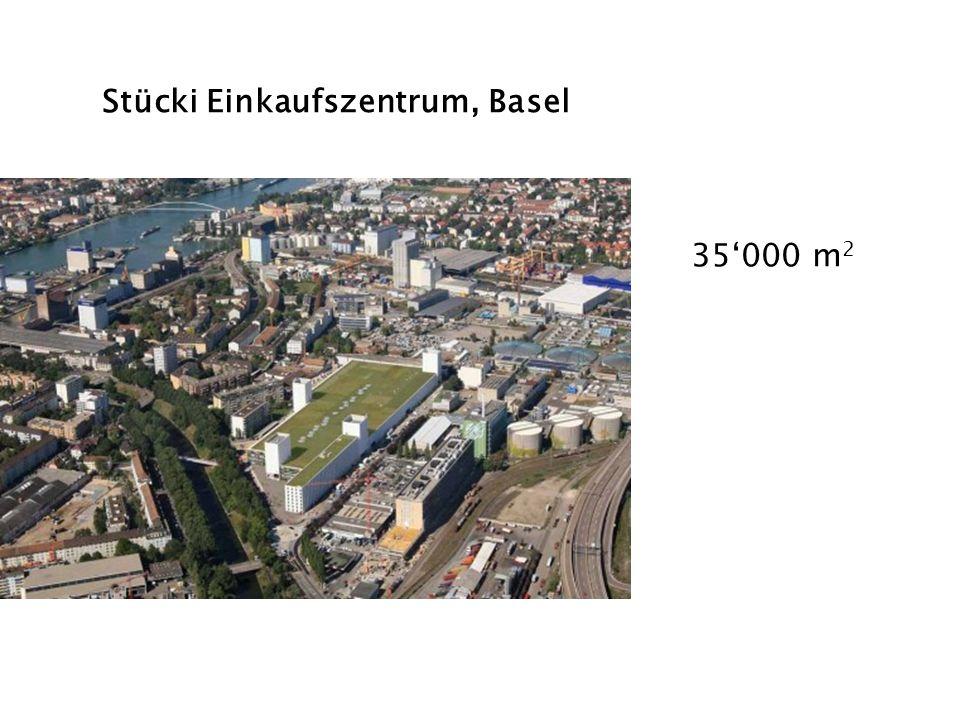 Stücki Einkaufszentrum, Basel