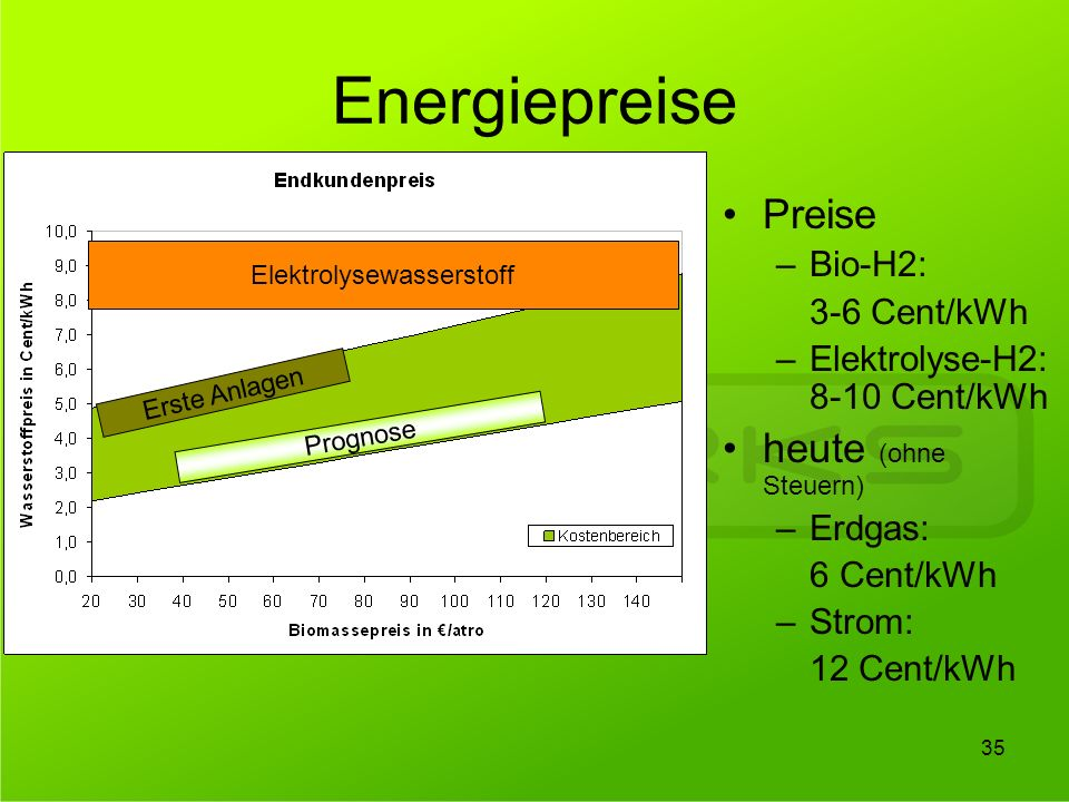 Elektrolysewasserstoff