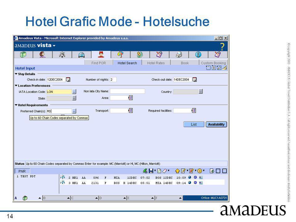 Hotel Grafic Mode - Hotelsuche