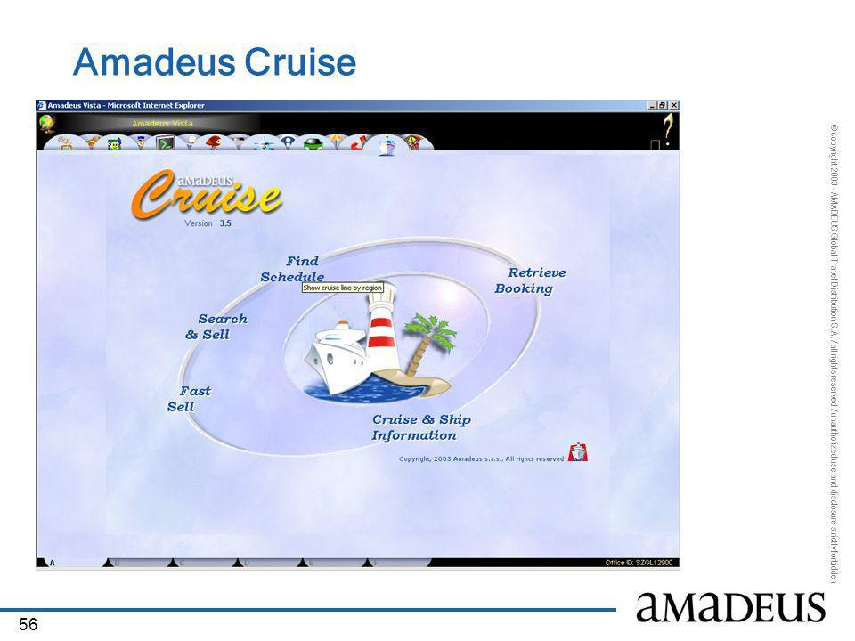 Amadeus Cruise