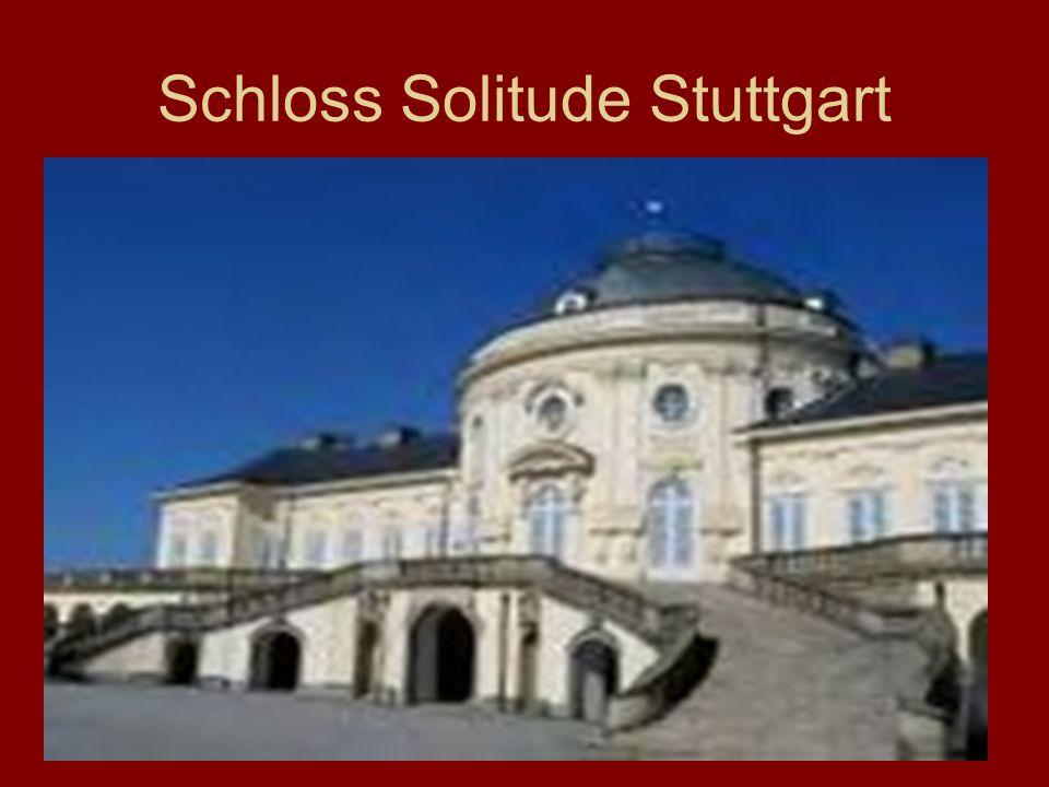 Schloss Solitude Stuttgart