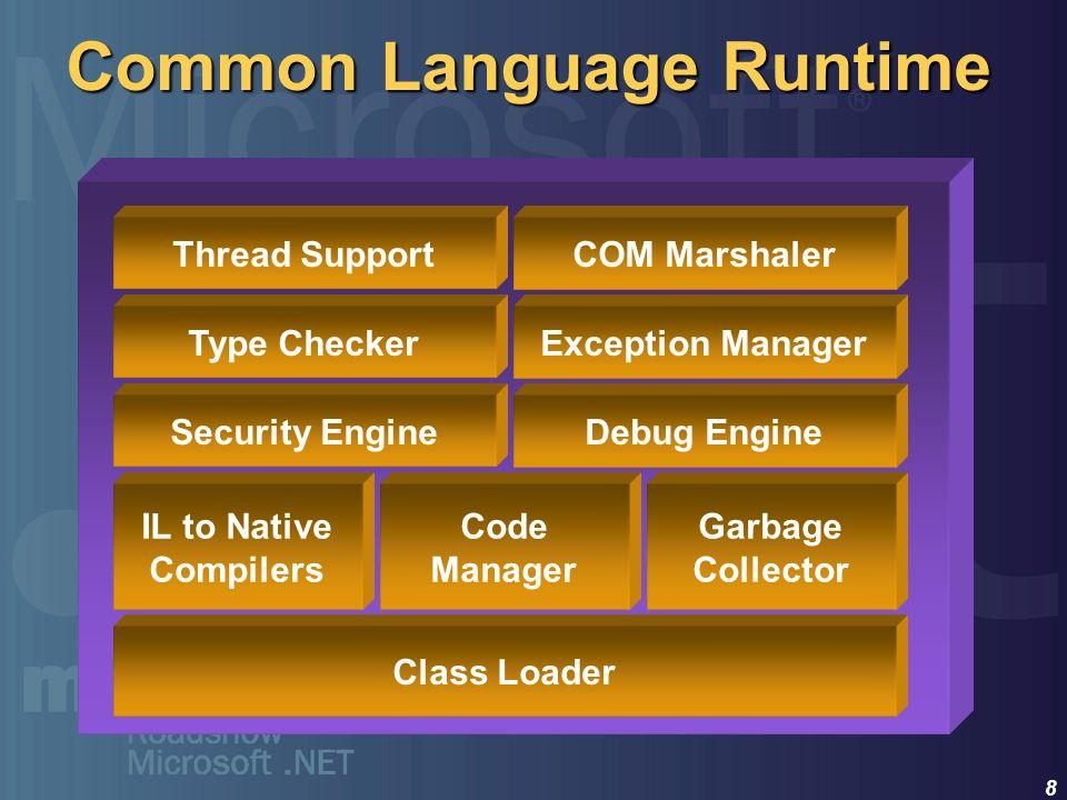 Common Language Runtime