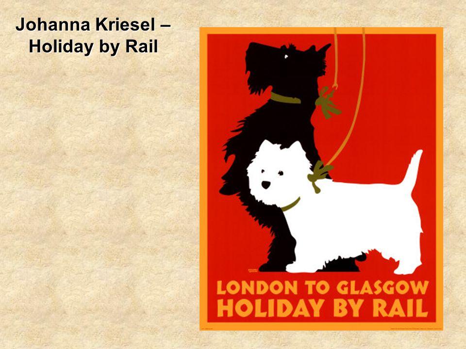 Johanna Kriesel – Holiday by Rail