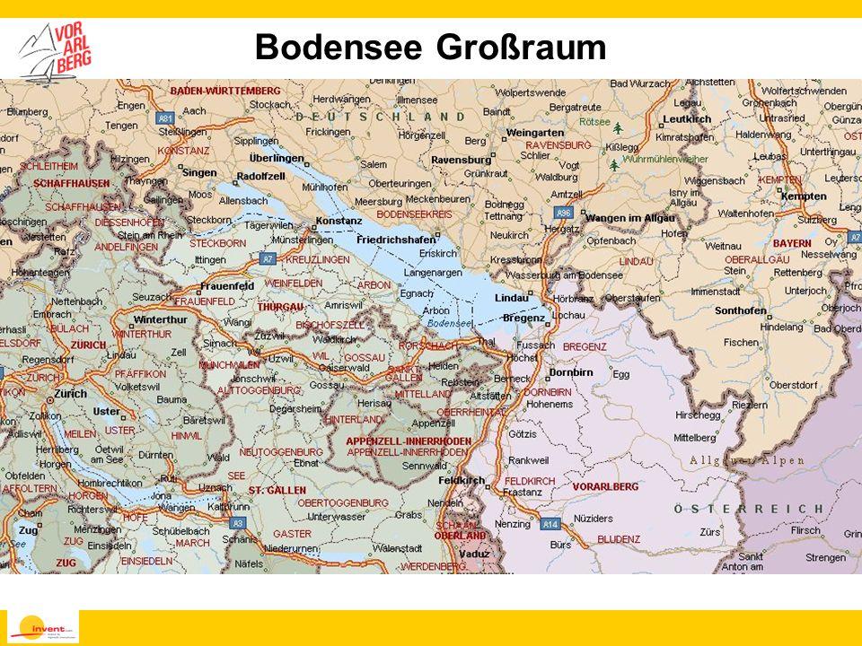 Bodensee Großraum