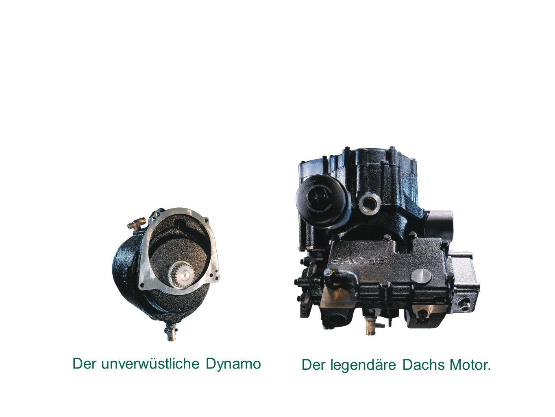 Das Herz der Maschine: Der unverwüstliche Dynamo