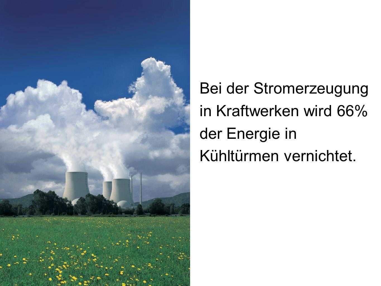 Bei der Stromerzeugung