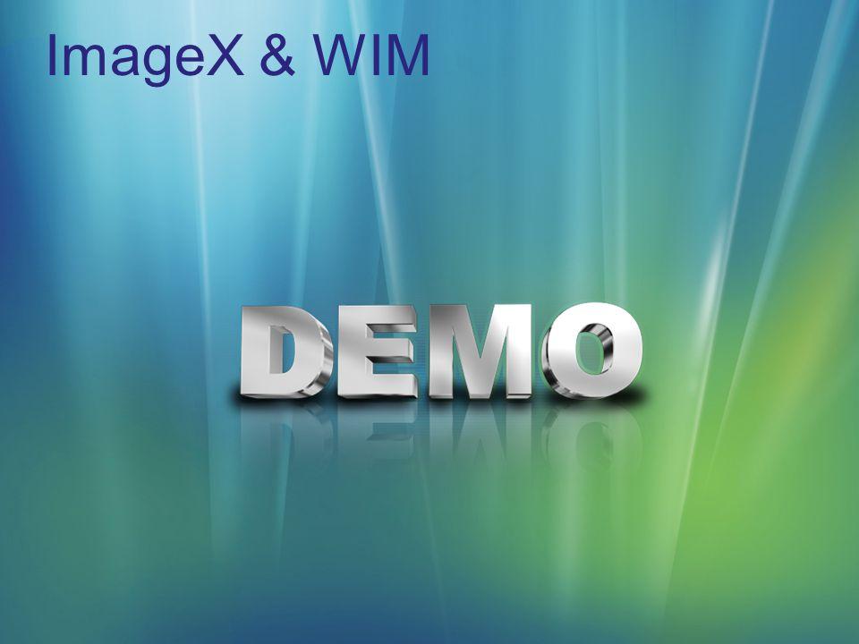 ImageX & WIM
