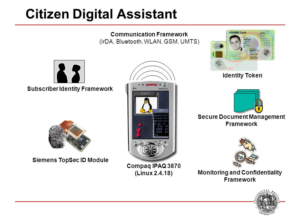 Citizen Digital Assistant