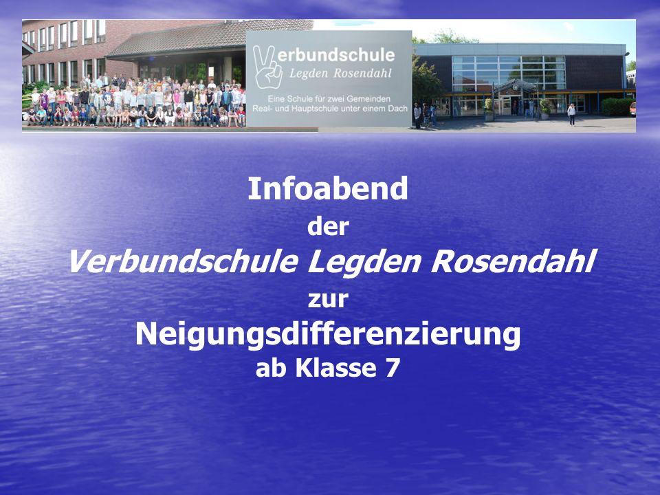 Infoabend der Verbundschule Legden Rosendahl zur
