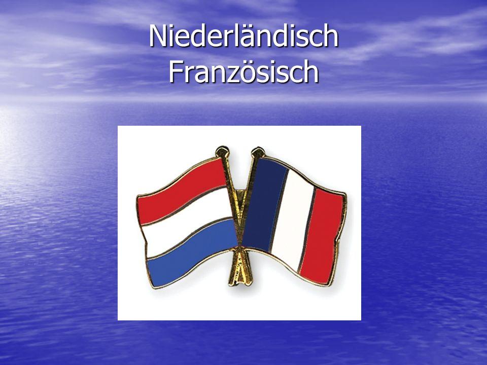Niederländisch Französisch