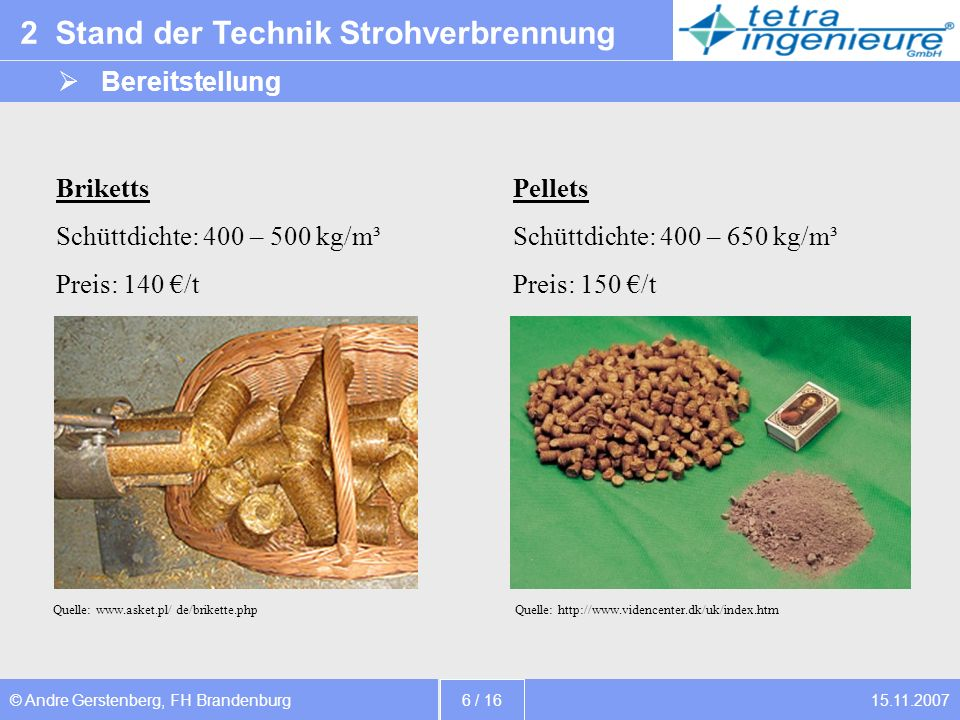 2 Stand der Technik Strohverbrennung