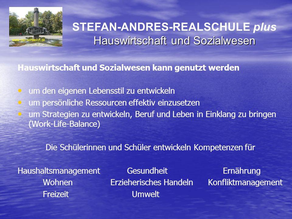 STEFAN-ANDRES-REALSCHULE plus