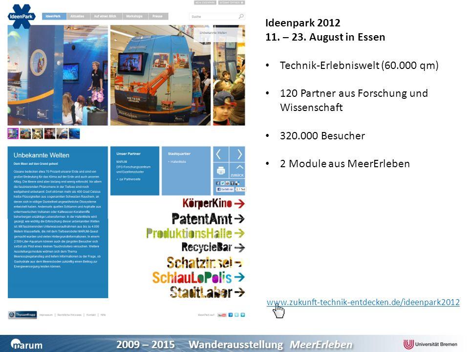 Technik-Erlebniswelt (60.000 qm)