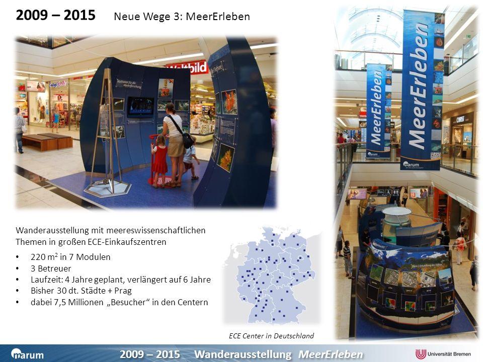 2009 – 2015 Neue Wege 3: MeerErleben