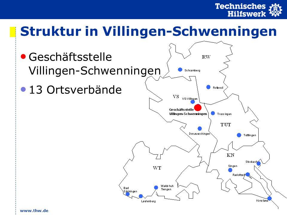 Struktur in Villingen-Schwenningen