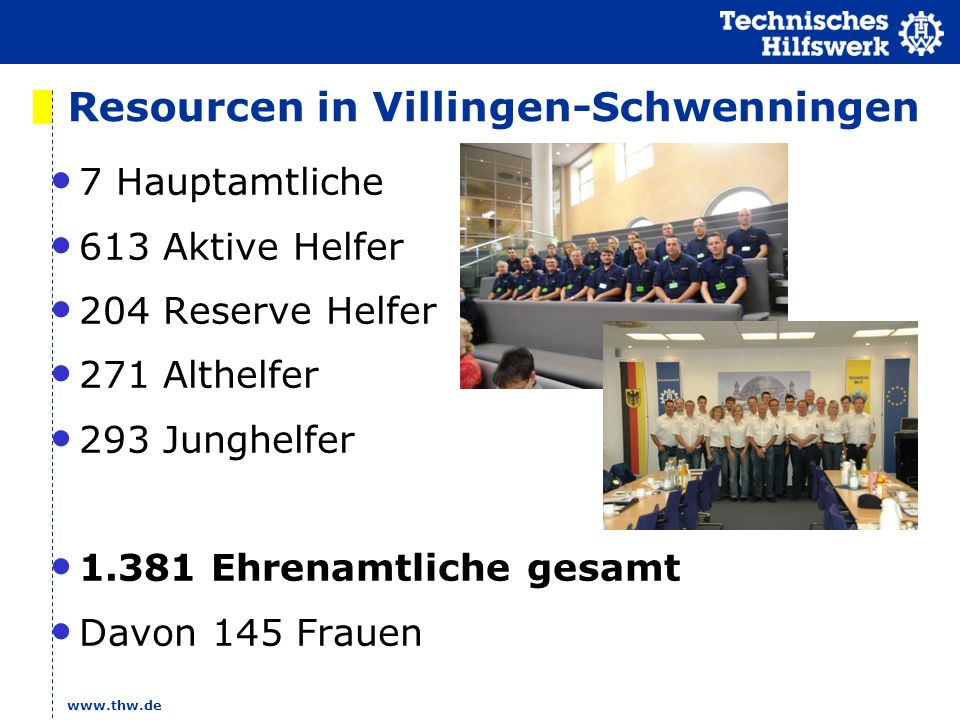 Resourcen in Villingen-Schwenningen