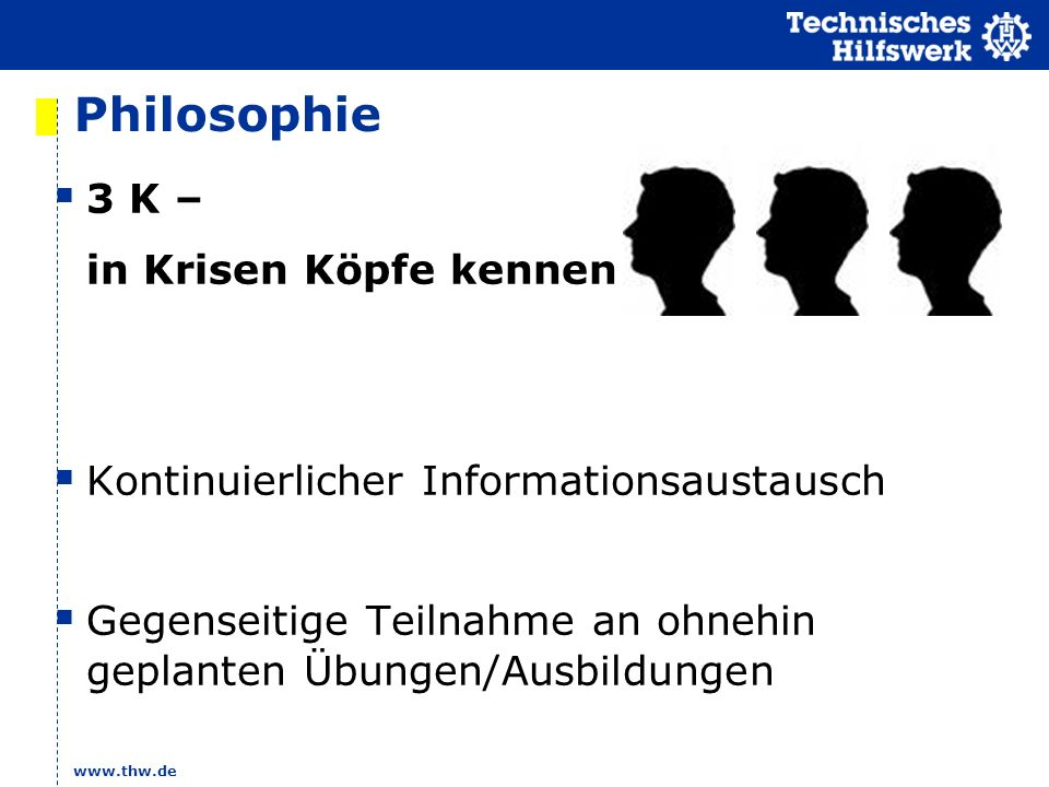 Philosophie 3 K – in Krisen Köpfe kennen
