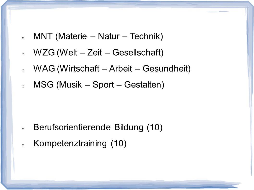 MNT (Materie – Natur – Technik)