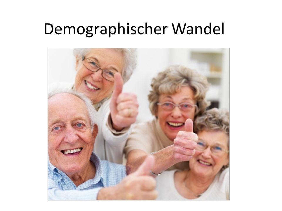 Demographischer Wandel