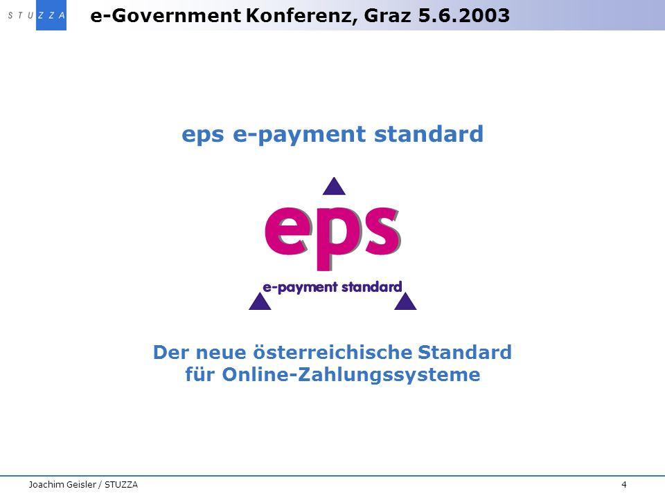 eps e-payment standard