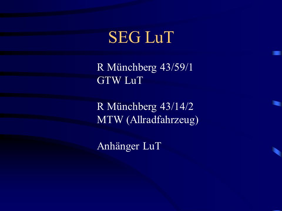 SEG LuT R Münchberg 43/59/1 GTW LuT R Münchberg 43/14/2
