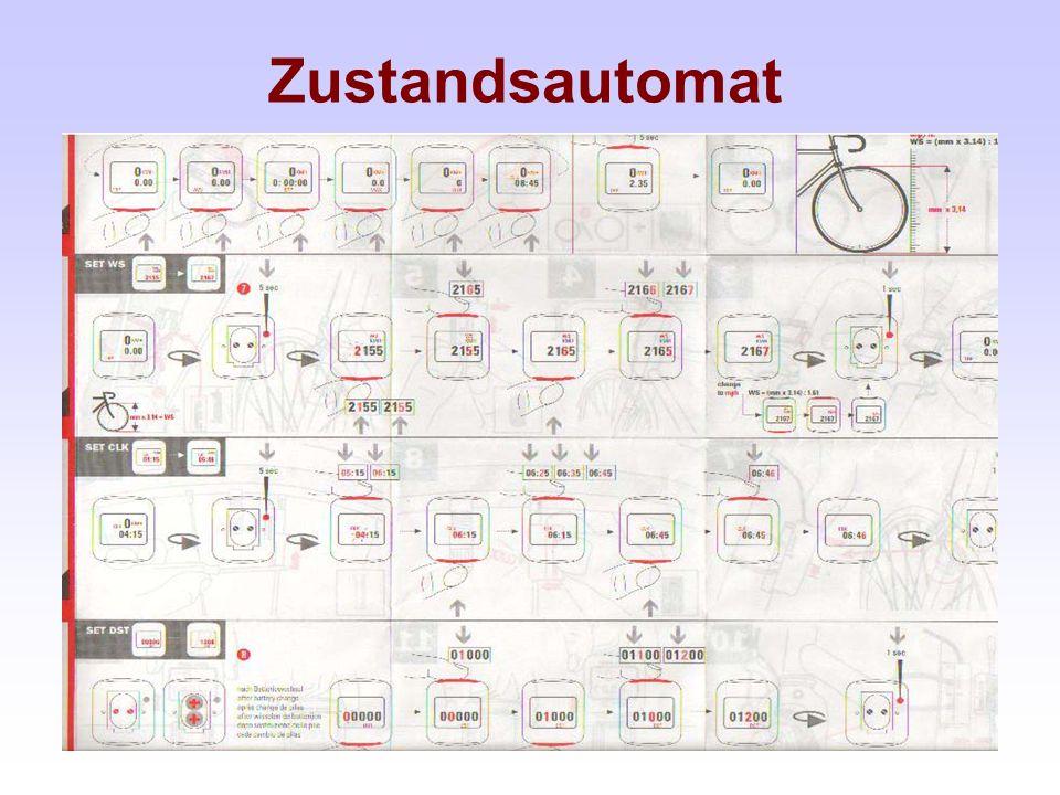 Zustandsautomat
