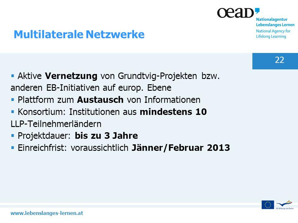 Multilaterale Netzwerke