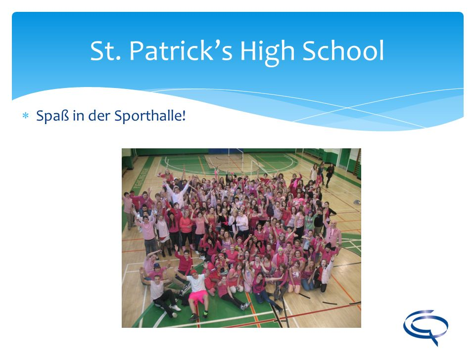 St. Patrick's High School