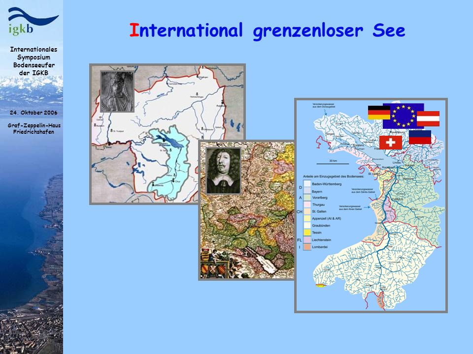International grenzenloser See