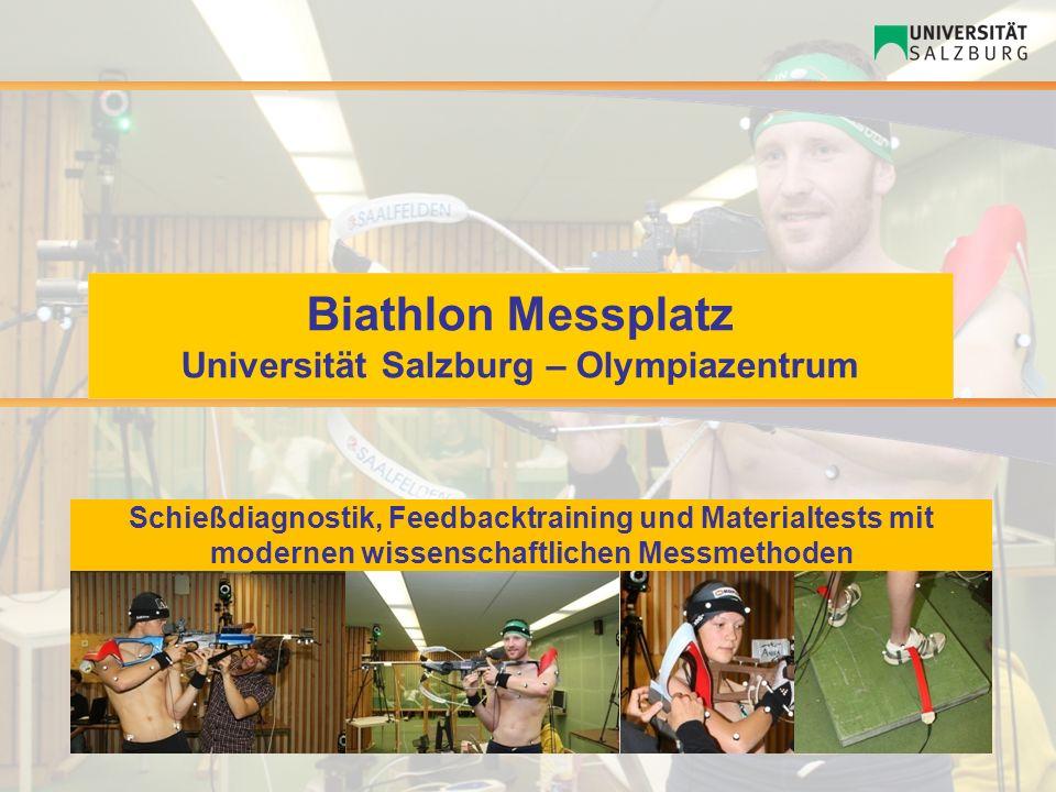 Universität Salzburg – Olympiazentrum
