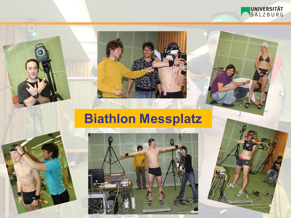 Biathlon Messplatz