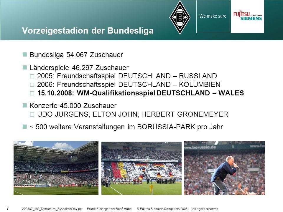 Vorzeigestadion der Bundesliga