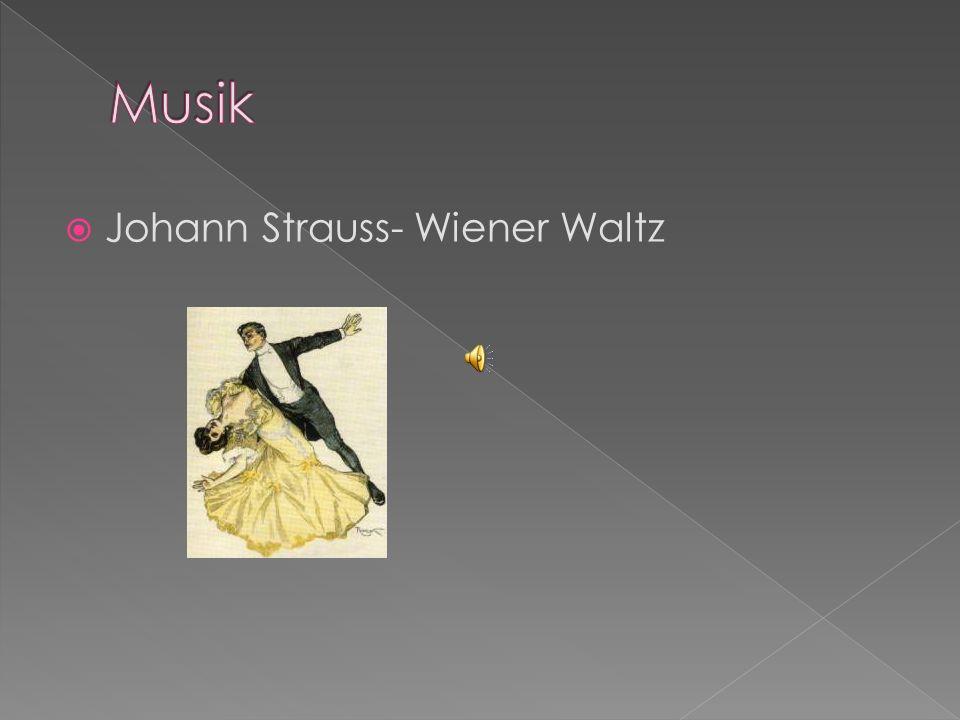 Musik Johann Strauss- Wiener Waltz