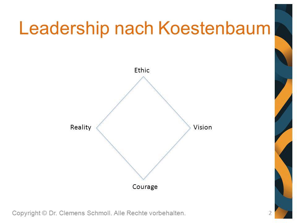 Leadership nach Koestenbaum