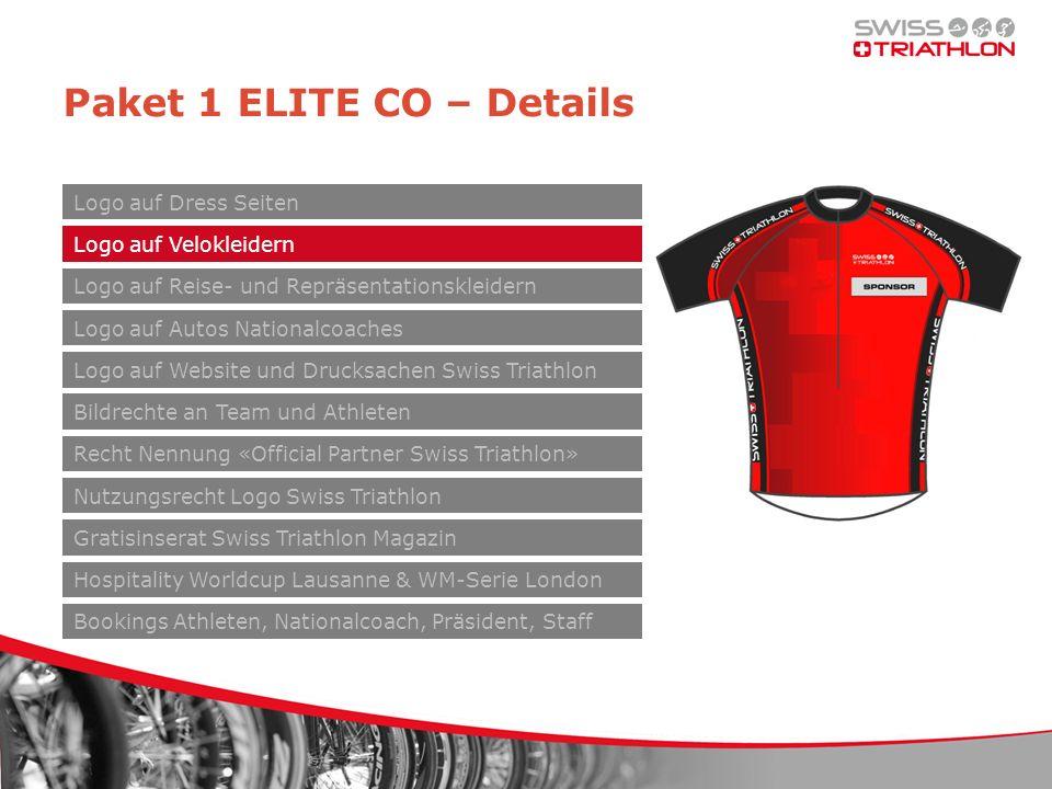 Paket 1 ELITE CO – Details