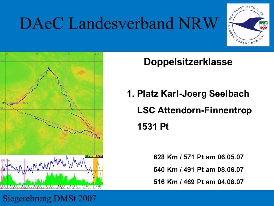 Doppelsitzerklasse Platz Karl-Joerg Seelbach LSC Attendorn-Finnentrop