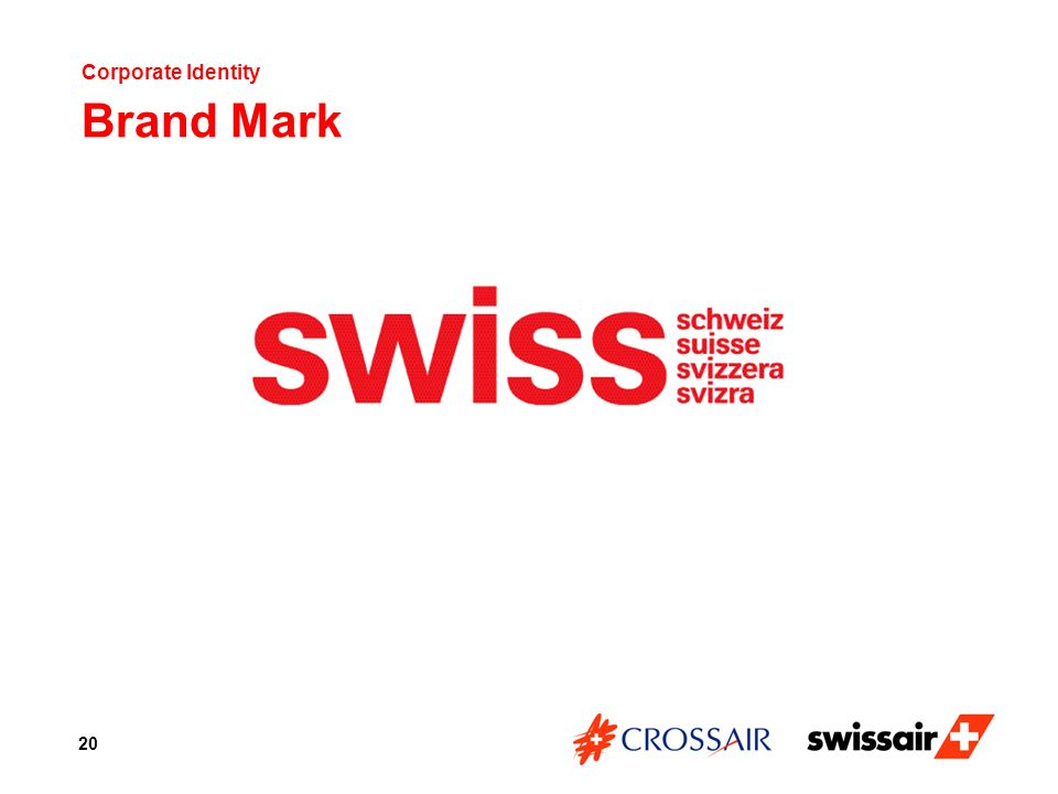 Corporate Identity Brand Mark